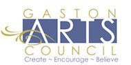 gaston arts council logo